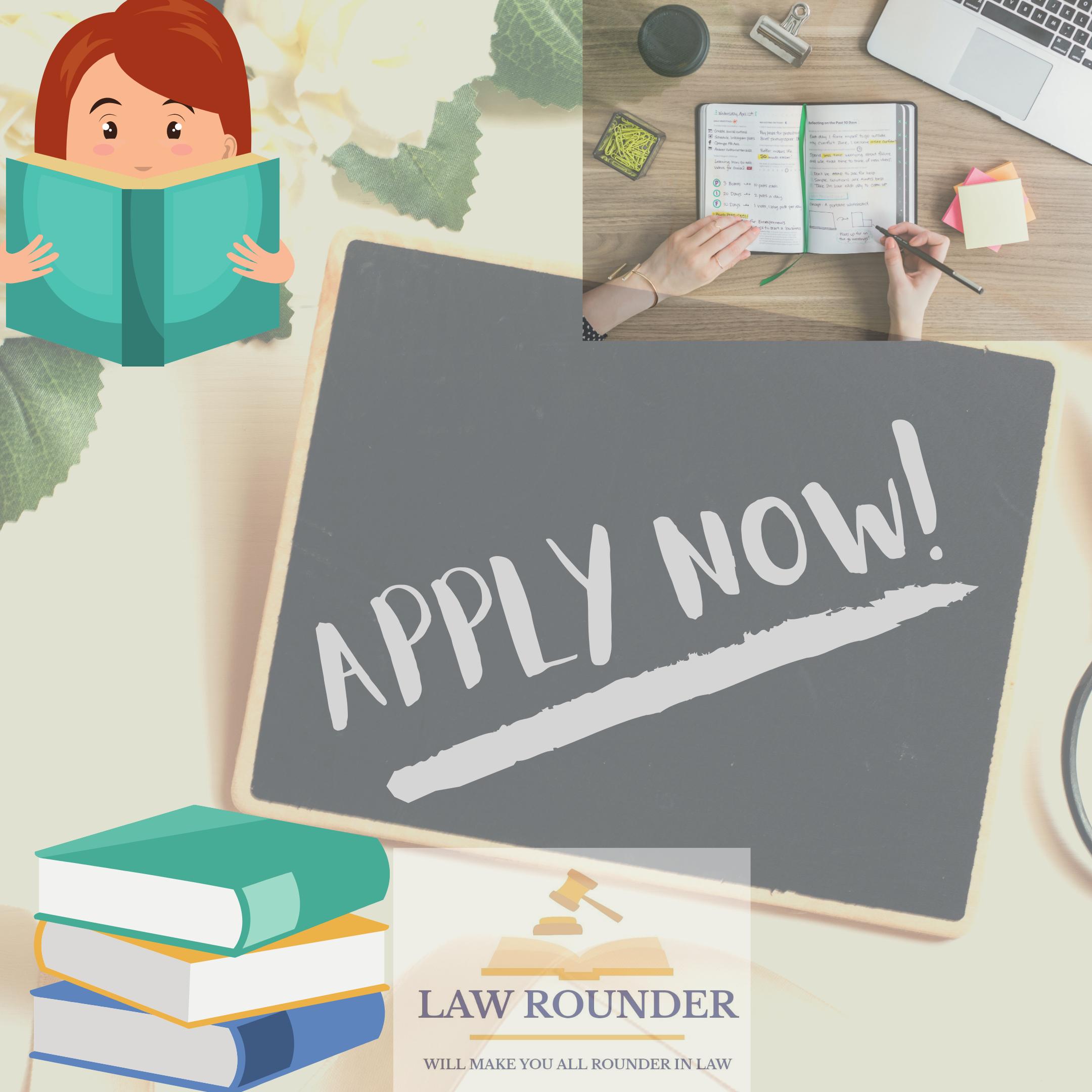 Online internship opportunities