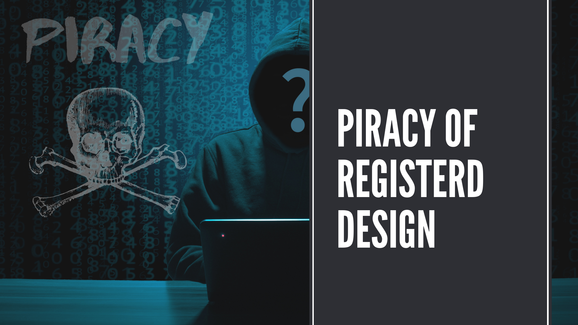 piracy of registered design